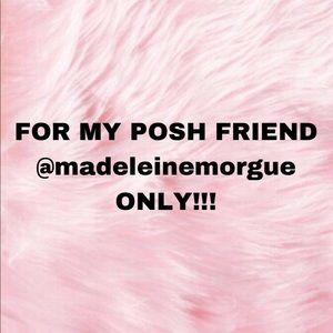 TRADE FOR @madeleinemorgue ONLY!!!